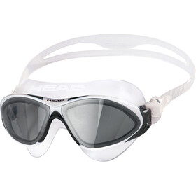 Head Horizon - Lunettes de natation - noir/transparent